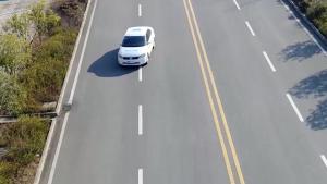 駕考-科目三-變更車道