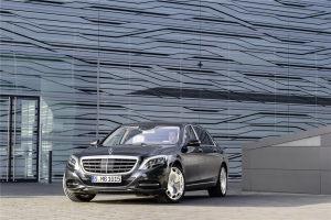 只听过迈巴赫S级?奔驰还将推出迈巴赫GLS级,售价20万美金