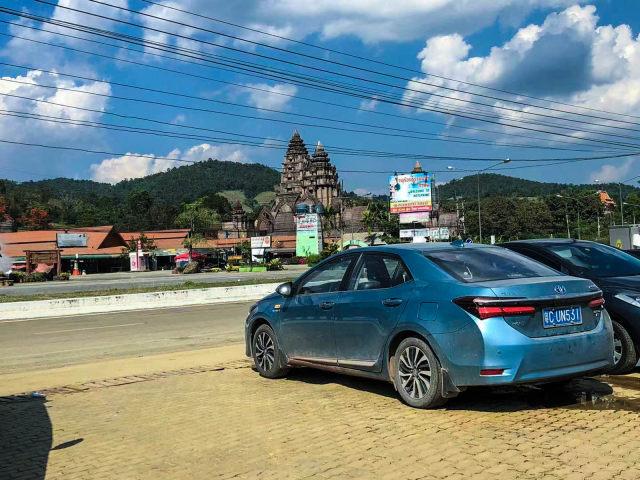 总有一次旅行体验篇02|老挝路况不乐观 通关泰国也受阻拦