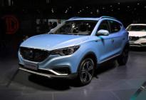 推3款车型 名爵EZS将于3月30日上市