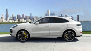 最贵Cayenne Coupe Turbo,海外售价高达197,985美元