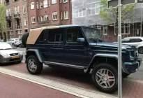 奔驰这款SUV卖1000多万,全球限量99台,国内仅33台