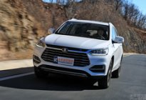 黄金排量热销款 四辆1.5T 自主品牌SUV推荐