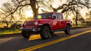 33,545美元起售,Jeep皮卡角斗士海外上市!