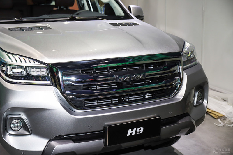 2019上海车展:新款哈弗H9发布