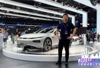旗下首款四门轿跑 小鹏P7上海车展开启预售
