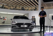 由外到内的革新   全新现代索纳塔上海车展首发