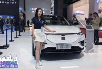 智能汽车新三强诞生!天际ME7亮相上海车展!