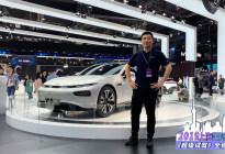 【车展1分钟】旗下首款四门轿跑 小鹏P7上海车展开启预售