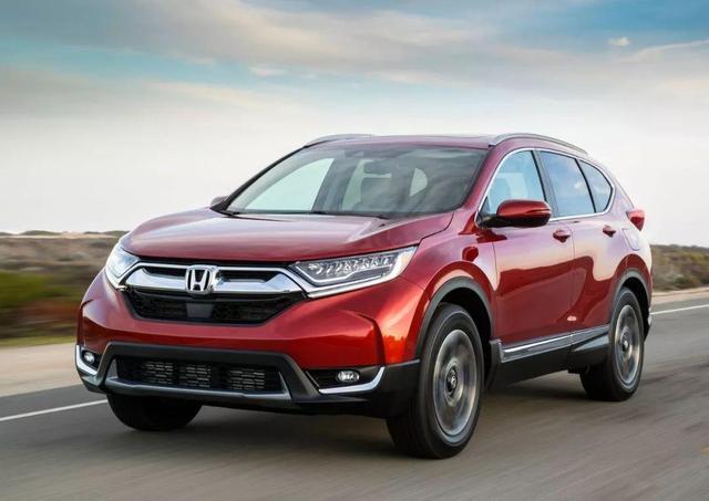 16.98万起!省油、硬实力合资SUV车型,这4款值得一看!