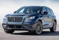 或将成为林肯首款国产SUV车型 林肯Corsair亮相纽约车展