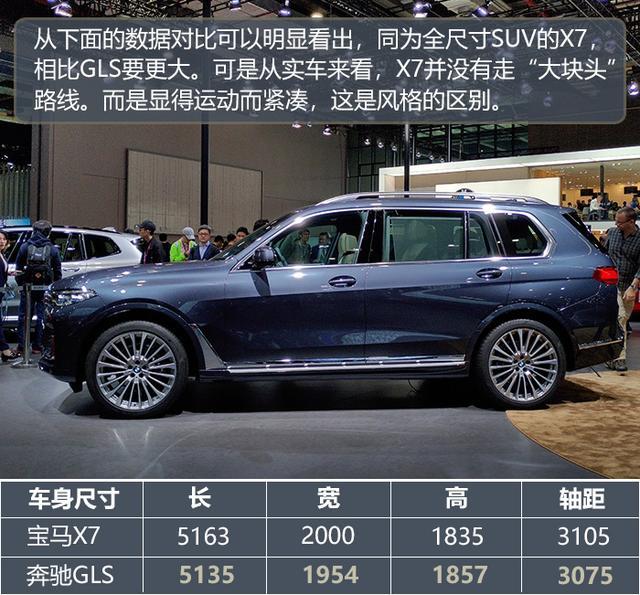 宝马旗舰级全尺寸SUV有多豪?打开车门那一刻你就知道了