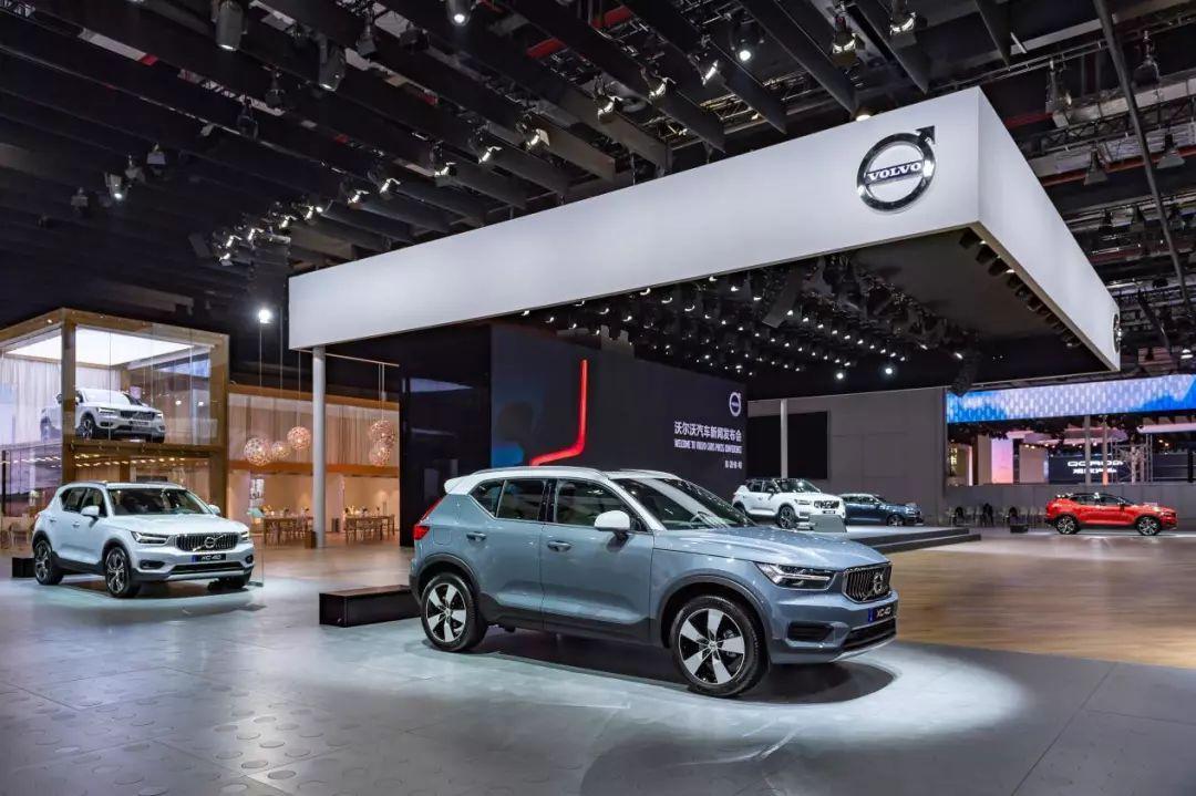 上海车展最值入手美车全新XC40,预售建议价26.5万起