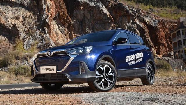 补贴后17万 北汽新能源最贵的电动SUV值不值?