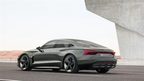 《复联4》钢铁侠座驾――奥迪e-tron GT即将量产