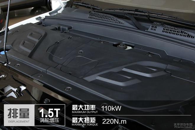 看得到的实用表现 实拍华晨雷诺观境SUV