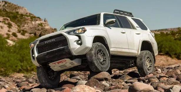 霸道的美国兄弟――丰田超霸,6缸大马力,纯正美式硬汉SUV