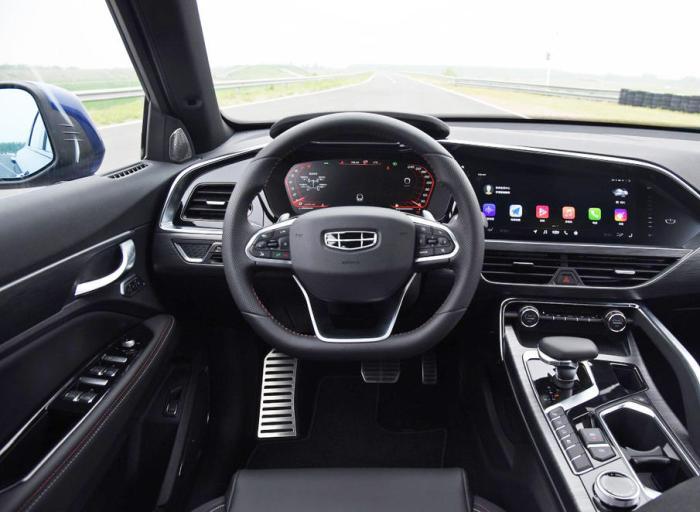 吉利星越与名爵HS,谁才是真正的运动SUV?