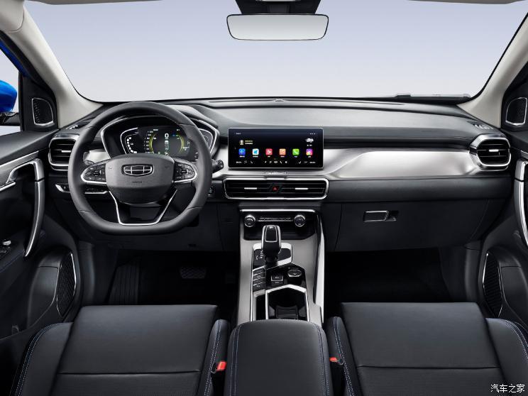 吉利汽車 繽越新能源 2019款 基本型