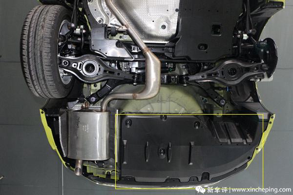 TNGA雷凌底盘拆解:用料厚道,换装多连杆独立后悬挂