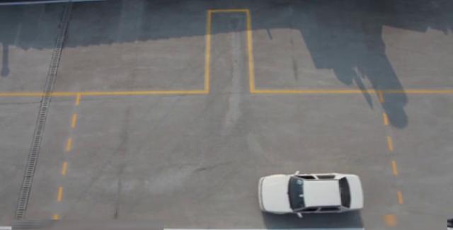 科目二倒车入库侧方停车技巧视频教你轻松学会