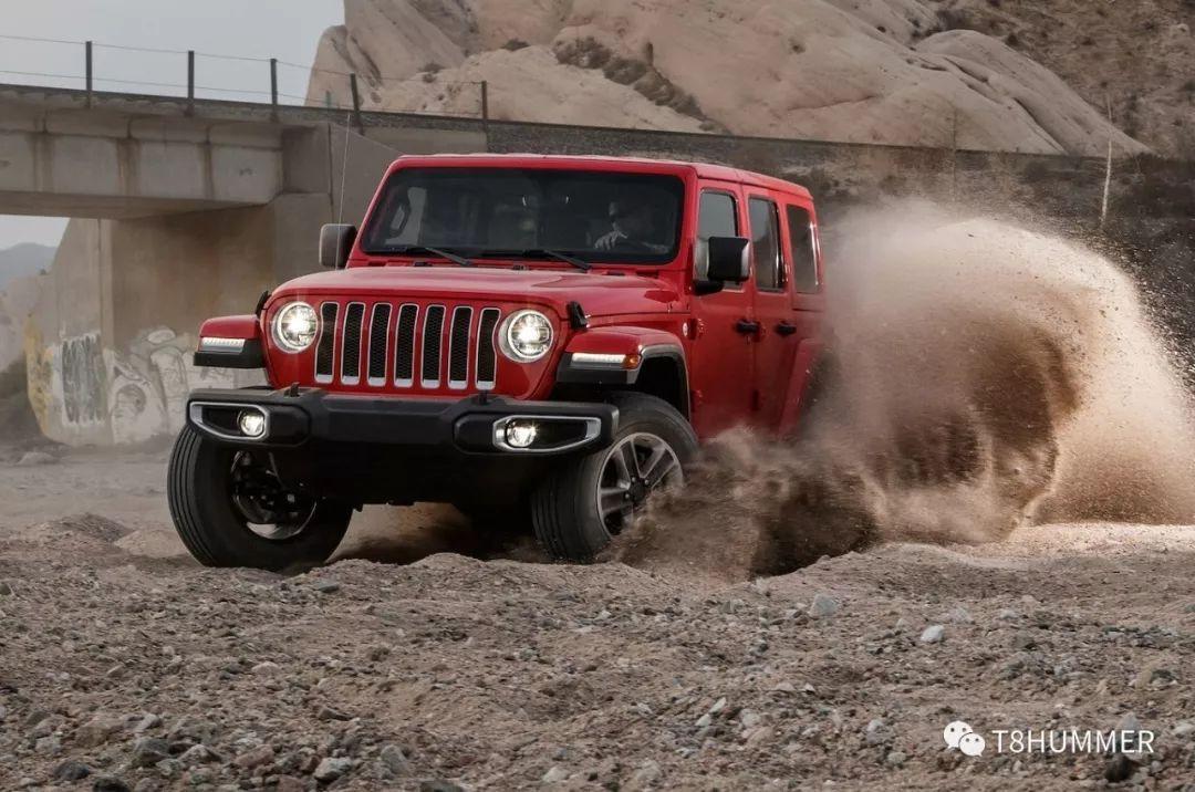 Jeep牧马人的鄙视链:罗宾汉就是强过撒哈拉?
