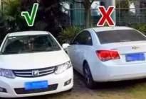 为什么停车要车头朝外?老司机:有这3点好处!