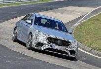 外观细节将有变化 新款梅赛德斯-AMG E63谍照