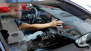 全新宝马M3内饰曝光,科技感进一步提升