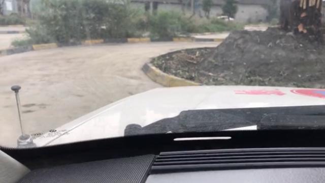 科目二S弯道曲线行驶技巧视频