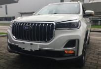 G平台首款7座中型SUV SWM斯威G05将9月上市