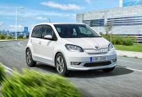 下半年投产 斯柯达发布Citigo-e iV车型官图
