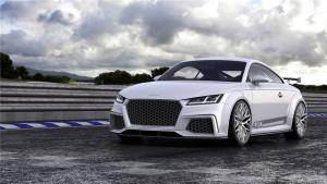 奥迪TT将被全新电动车型取代,R8未来仍未确定!