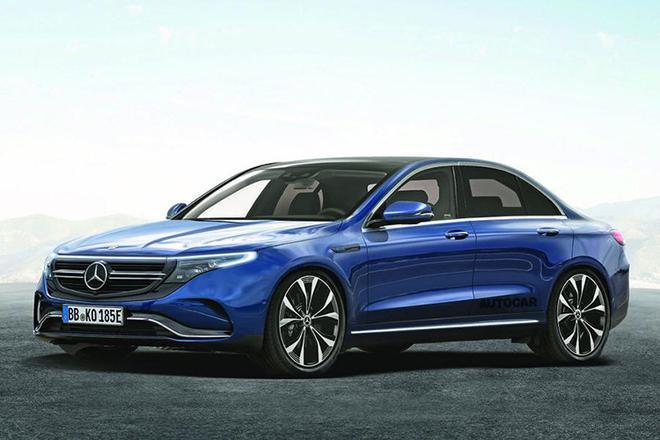 奔驰或在2022年推出EQE车型 对标特斯拉Model S