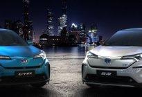 丰田发布纯电路线图,e-TNGA架构为基础,2年内推十款新车
