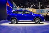 荣威全新SUV命名荣威RX5 MAX,没错就是冲哈弗F7来的