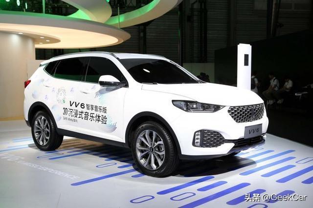 第一次参加 CES Asia 的长城,展示了哪些汽车新技术?