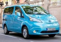 日产NV200新能源40kWh版本销量过万台