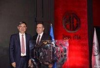 打入非洲市场 上汽与埃及曼苏尔集团成立合资公司