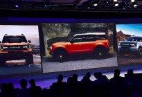 福特硬派SUV的传承 新款福特Bronco将搭载2.3T发动机