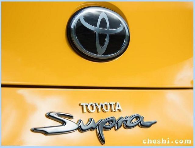丰田Supra跨界版!配宝马同款3.0T,跑的比奥迪TT还快