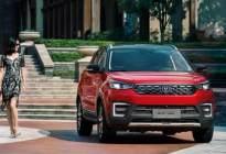 10万元以内自主品牌SUV车型,谁的颜值最高?