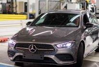奔驰CLA猎装版已下线投产 最快9月上市交付