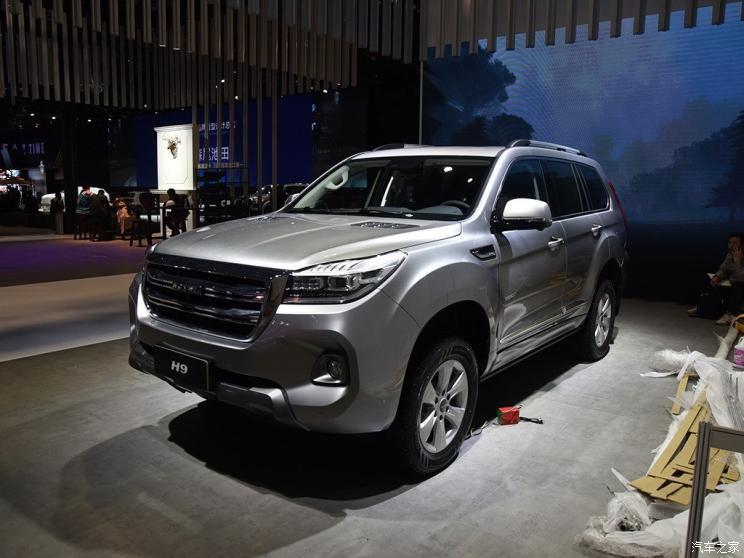 长城汽车 哈弗H9 2019款 基本型
