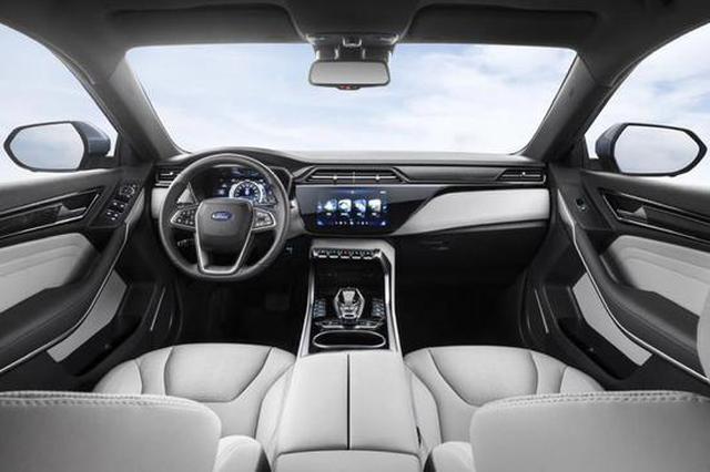 续航360km 福特领界EV将于7月18日预售