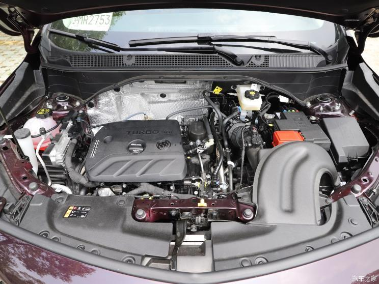 上汽通用别克 昂科拉GX 2019款 20T 自动四驱基本型