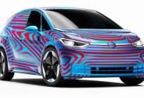 大众全新电动车首发内饰照,走奥迪科技风,接棒甲壳虫即将亮相