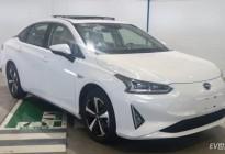 根据Aion.S打造而来 广汽丰田IA5纯电动车曝光