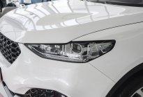 配置提升、排放升級 新款WEY VV6將配備智能激光大燈