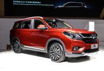 外觀不變 配置升級 華晨觀境新增車型上市售12.00萬元